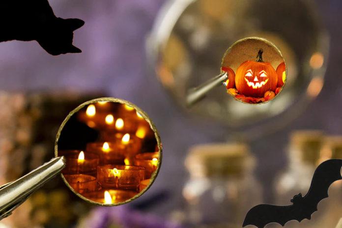 Halloween și Luminație România