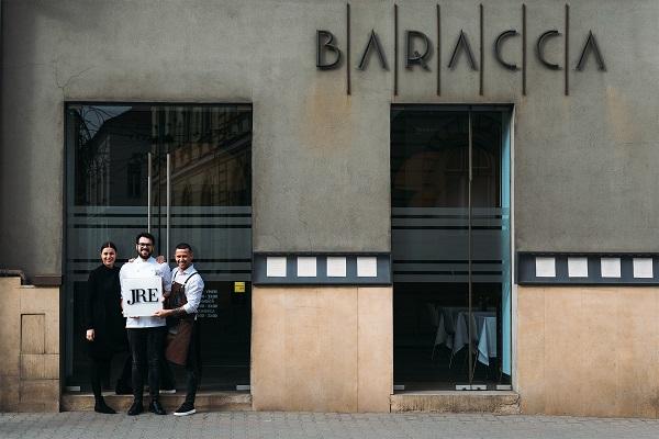 Locuri de vizitat Cluj-Napoca: Baracca