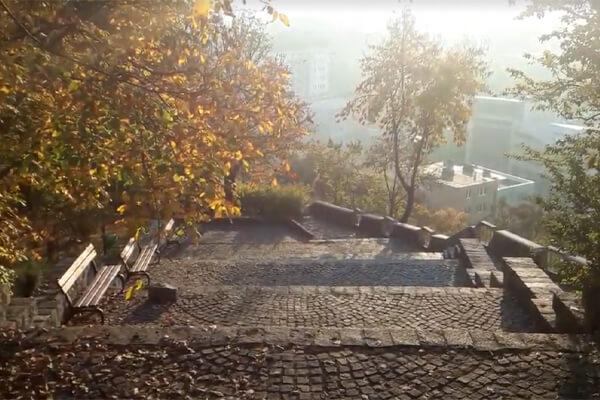 Locuri de vizitat Cluj-Napoca: Parcul Cetatuia